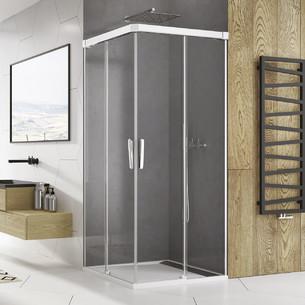 porte de douche coulissante espace aubade
