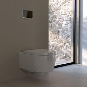 Toilettes  btisupport pour WC suspendu  Espace Aubade