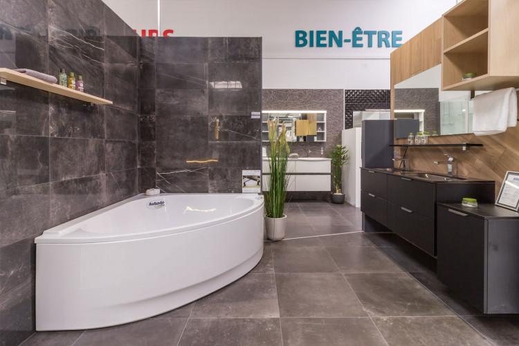 Carrelage Et Salle De Bains A Rennes Maillard Espace Aubade