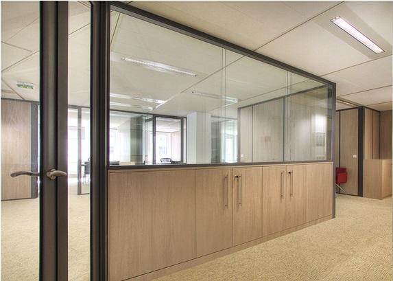 espace cloisons semi vitree bab80 b