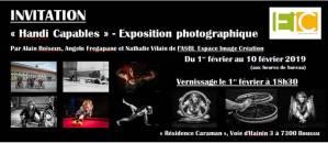 "Exposition Photographique ""Handy-Model"" @ Résidence Caraman"