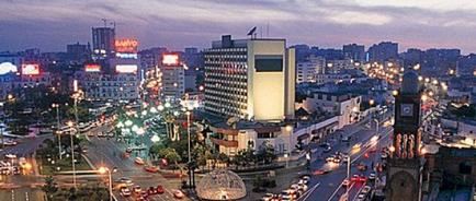 Guide  Casablanca  Casa by night