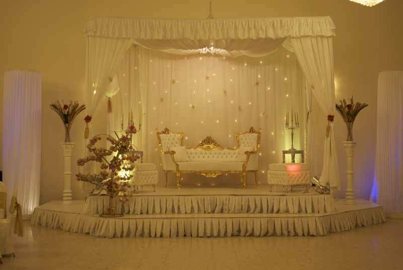 Mariage couleur or mariage oriental  dcorateur mariage
