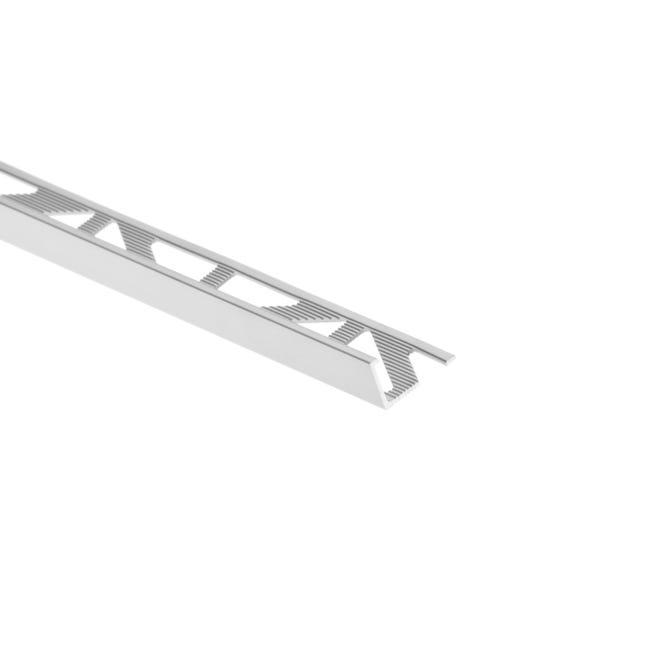baguette en aluminium naturel 12 mm espace travertin