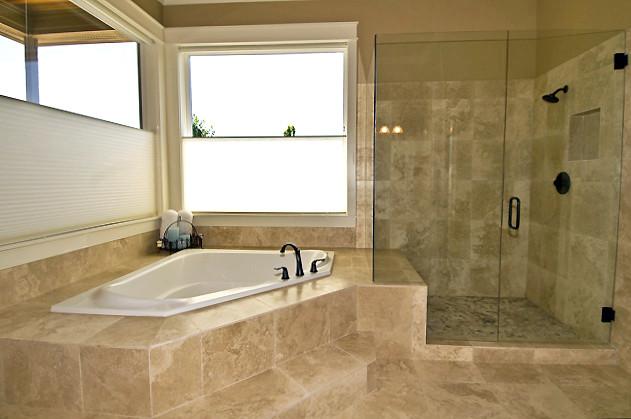 travertin pour votre salle de bain au