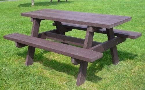- table de pique-nique PARC ESPACE URBAIN