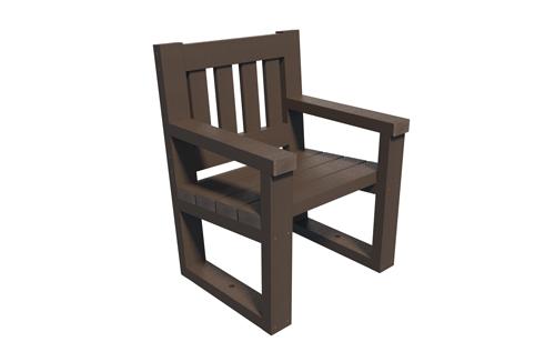- fauteuil SQUARE ESPACE URBAIN