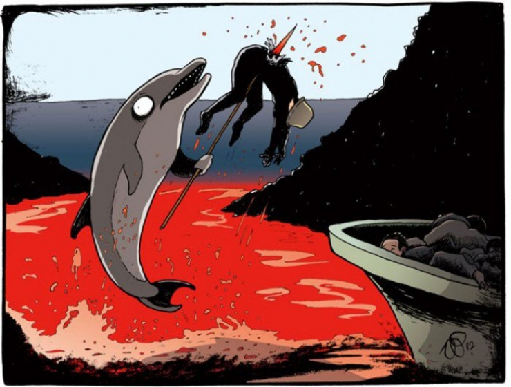 Cruaut envers les animaux Et si on inversait les rles pour une fois  21 illustrations