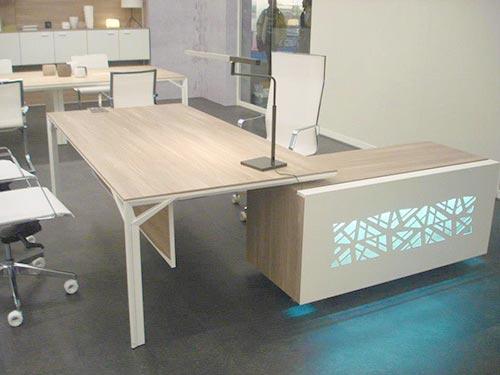 Espace et fonction aménagement de bureaux