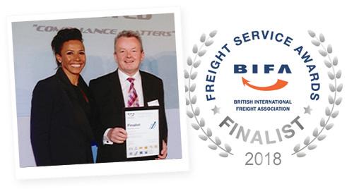 Espace Europe BIFA Awards Finalist 2015
