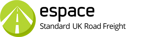 Espace Road - UK Road Freight & Haulage