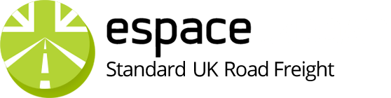 Espace Road - UK Road Freight & Haulage