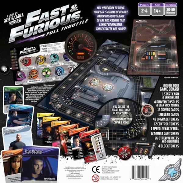 fast n furiousl