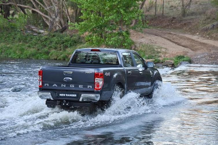 Ford va dvoiler le nouveau Ford Ranger Pickup au Salon de lAuto  Duba