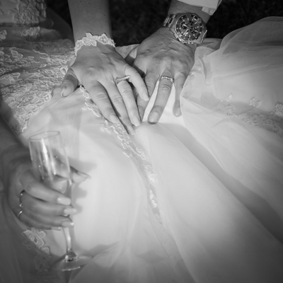 beauté ongles pour mariage