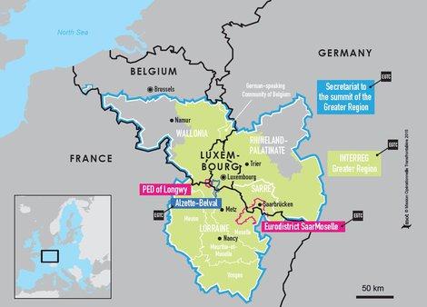 espacestransfrontaliersorg Border factsheets
