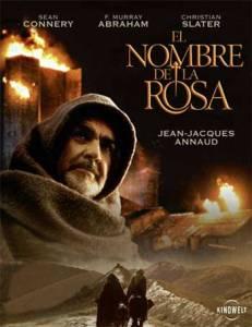 Película el Nombre de la Rosa