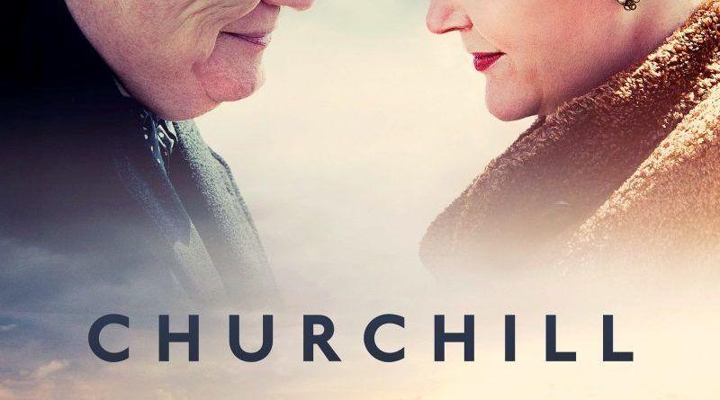 """Imagen promocional de la película """"Churchill"""""""