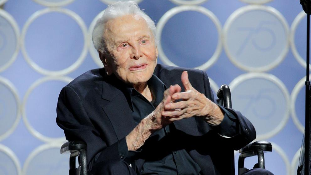 Kirk Douglas: 101 años de vida y cine
