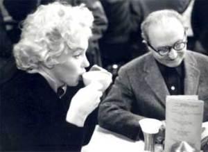 Marilym Monroe Lee Strasberg