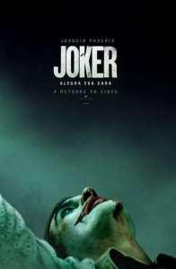 "Portada de la película ""Joker"""