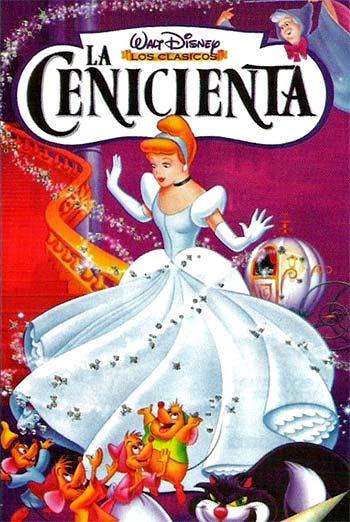 La Cenicienta 1950