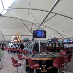 Tensoestructura Para Sol Casino de Antay