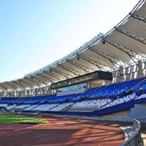 Tensoestructura Estadio Antofagasta