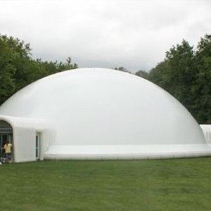 Estructura neumática Chch Dome