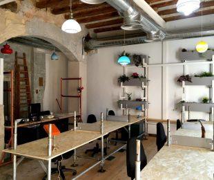Espacio Colaborativo El Gancho - Coworking Zaragoza