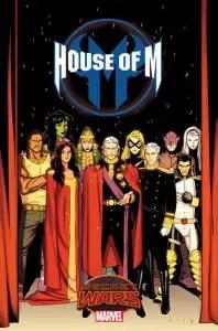 House of M Nº 1