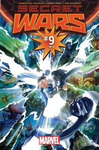 Secret Wars Nº 9
