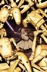 Star Wars: Jedi of the Republic - Mace Windu Nº 1