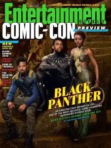 Black Panther en portada de EW