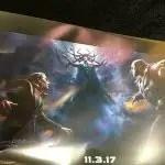 Póster de Thor: Ragnarok para la SDCC 2017