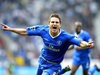 Frank Lampard en el Chelsea