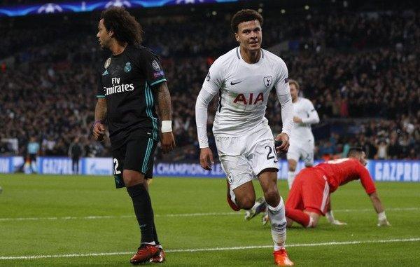 El Tottenham confía en Dele Alli y Kane para seguir creciendo