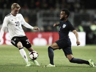 Inglaterra vs Alemania: amistoso antes del Mundial de Rusia