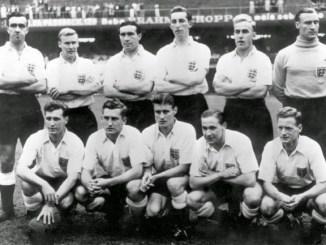 Inglaterra en el Mundial de 1950