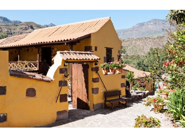 Casas rurales en Gran Canaria  Las Palmas de Gran Canaria  Espacio Rural