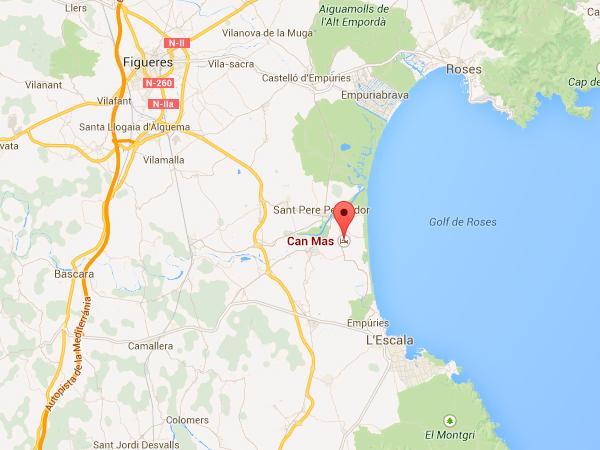 Can Mas  Casa Rural  Sant Pere Pescador  Alt Emporda