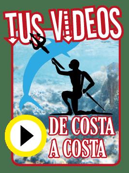 Tus vídeos de costa a costa espacio submarino