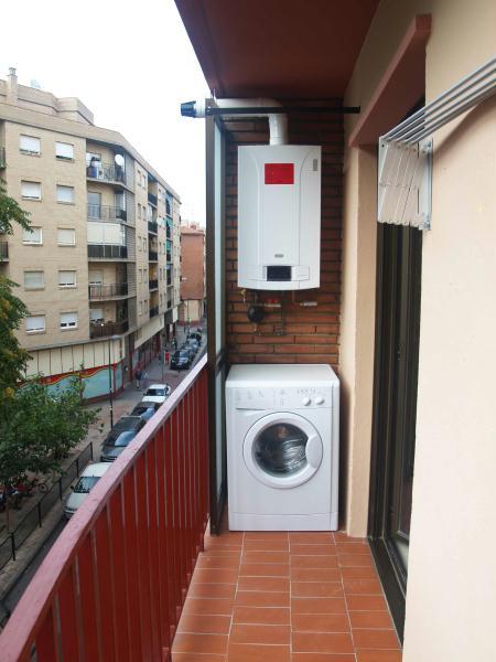Reforma parcial de piso para alquiler Zaragoza