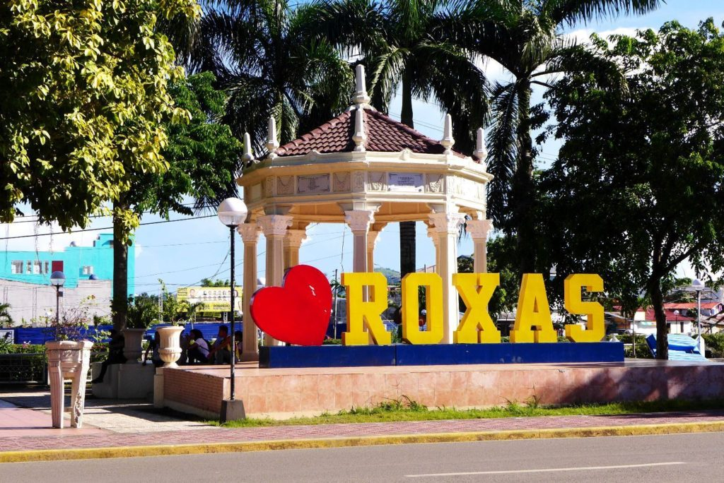 Discover Roxas Citys Historic District with a Heritage