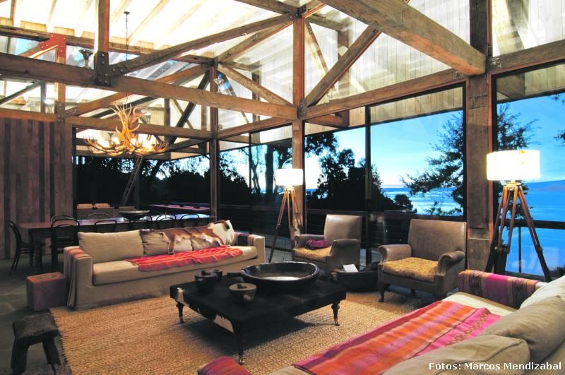 La casa del lago  Casas  EspacioyConfort  Arquitectura y decoracin