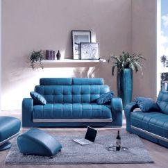 Blue Colour Sofa Set Upholstery Service Singapore Decoração Moderna Com Sofás Azuis Fotos E Imagens