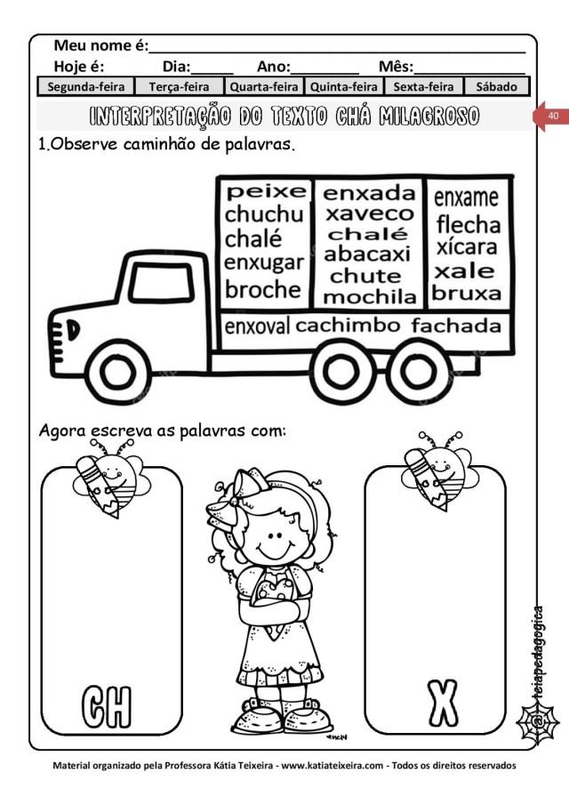 CH-CADERNO-DE-ATIVIDADES-DIGRAFOS-page-040-724x1024 Ortografia X ou CH com interpretação de texto
