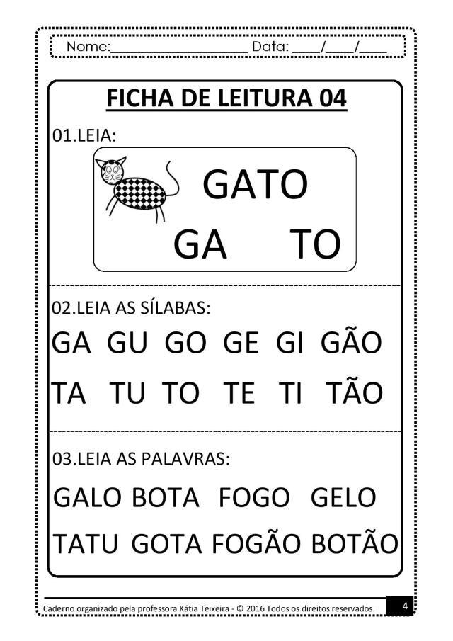 PROJETO-DE-AL-PALAVRA-GATO-page-004 Atividades para baixar projeto de alfabetização palavra  gato