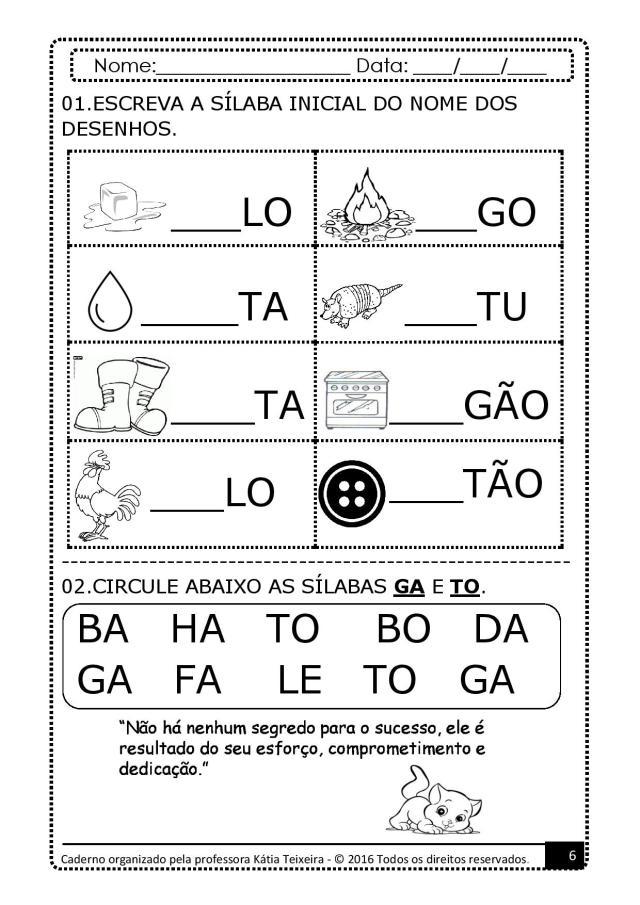 PROJETO-DE-AL-PALAVRA-GATO-page-006 Atividades para baixar projeto de alfabetização palavra  gato