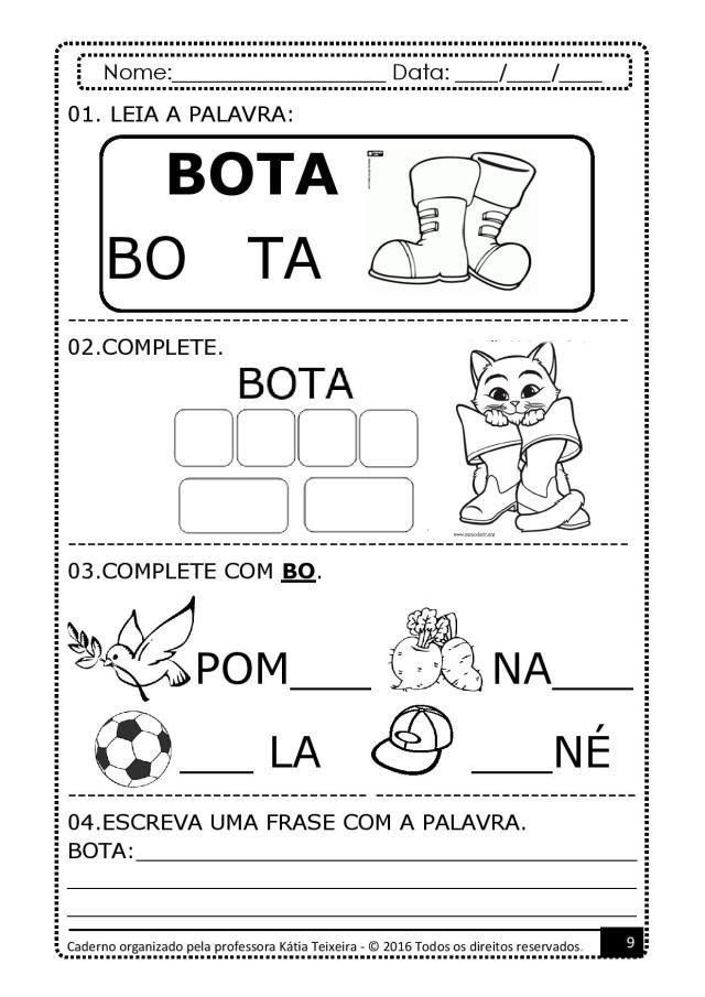 PROJETO-DE-AL-PALAVRA-GATO-page-009 Atividades para baixar projeto de alfabetização palavra  gato
